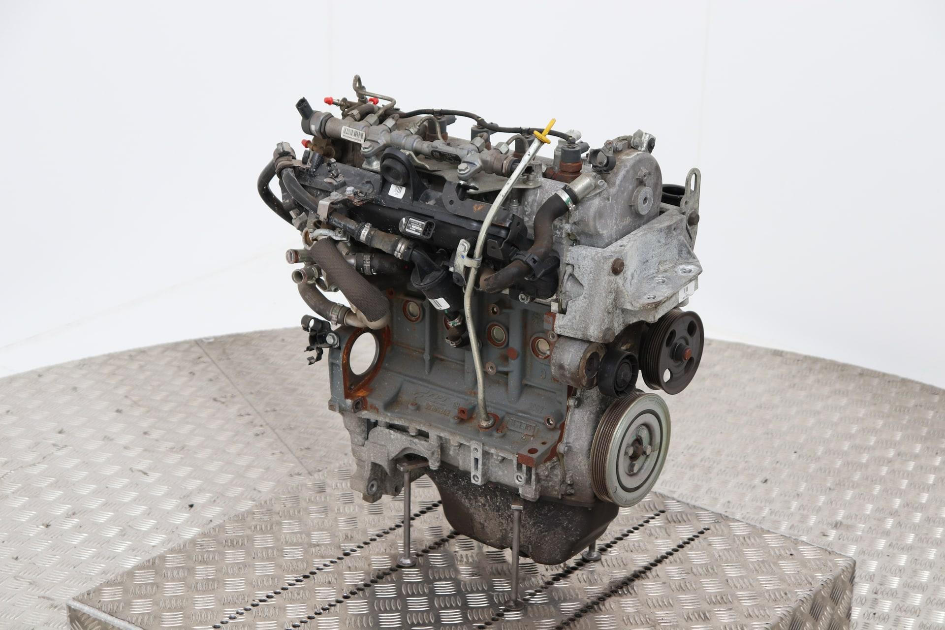 Used Fiat Punto II (188) 1 3 JTD Multijet 16V Engine - 735013430