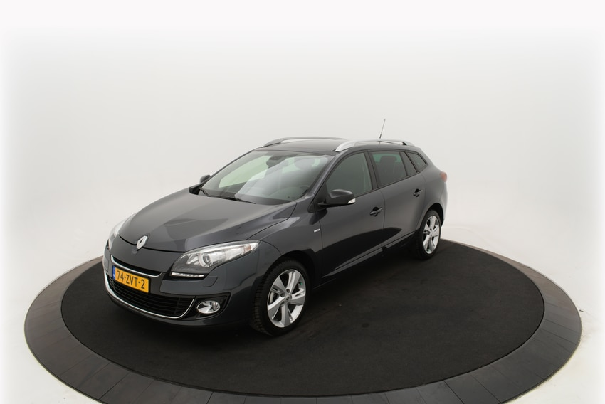 renault mgane estate 12 tce 115pk bose climate control i xenon verlichting i panorama schuifdak